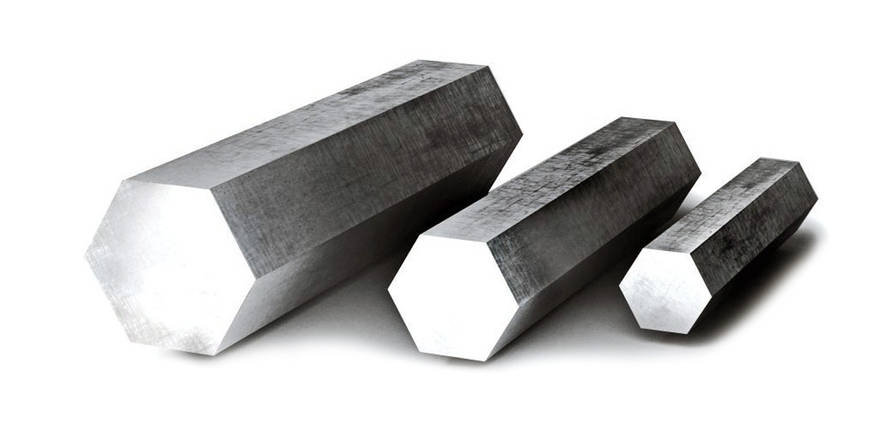 Шестигранник калиброванный ст.40Х 24 мм, фото 2