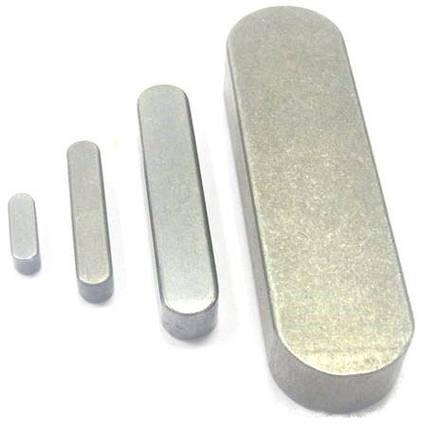 Шпоночный материал калиброванный  ст.20 90х45 мм, фото 2
