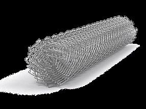 Сетка рабица оцинкованая 15х15х1 мм