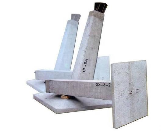 Фундаменти для опор Ф1-2, фото 2
