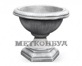 Цветочница бетонная В-7 (20 кг  40*37)