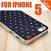 Чехлы для iPhone 5 5S со стразами