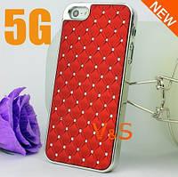 Чехлы для iPhone 5 5S со стразами, фото 1