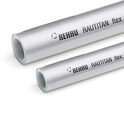Труба RAUTITAN flex 40х5.5 мм відрізок 6 м