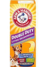 Arm&Hammer (Арм Хаммер) Arm&Hammer Дезодорант-порошок з посиленою дією для котячих туалетів, 850 г
