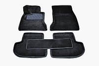 Коврики в салон 3D для BMW 5 (F10) 2013- /Черные 5шт 89649