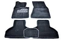 Коврики в салон 3D для BMW X5 (F15)/X6 (F16) 2013- /Черные 5шт 86310