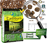 Earthborn Holistic SMALL BREED корм для собак малых пород КУРИЦА И РЫБА, 2,27 кг, фото 2