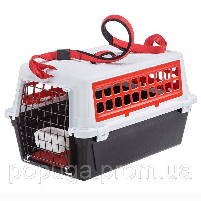 Переноска для маленьких кошек и собак Atlas 10 Trendy Plus Ferplast, 48*32.5*29 см