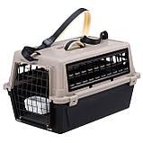 Переноска для маленьких кошек и собак Atlas 10 Trendy Plus Ferplast, 48*32.5*29 см, фото 2