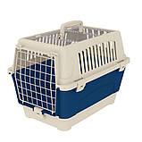 Переноска для кошек и мини собак Atlas 10 Organizer Open Ferplast, 47,6*33,2*33,6см, фото 2