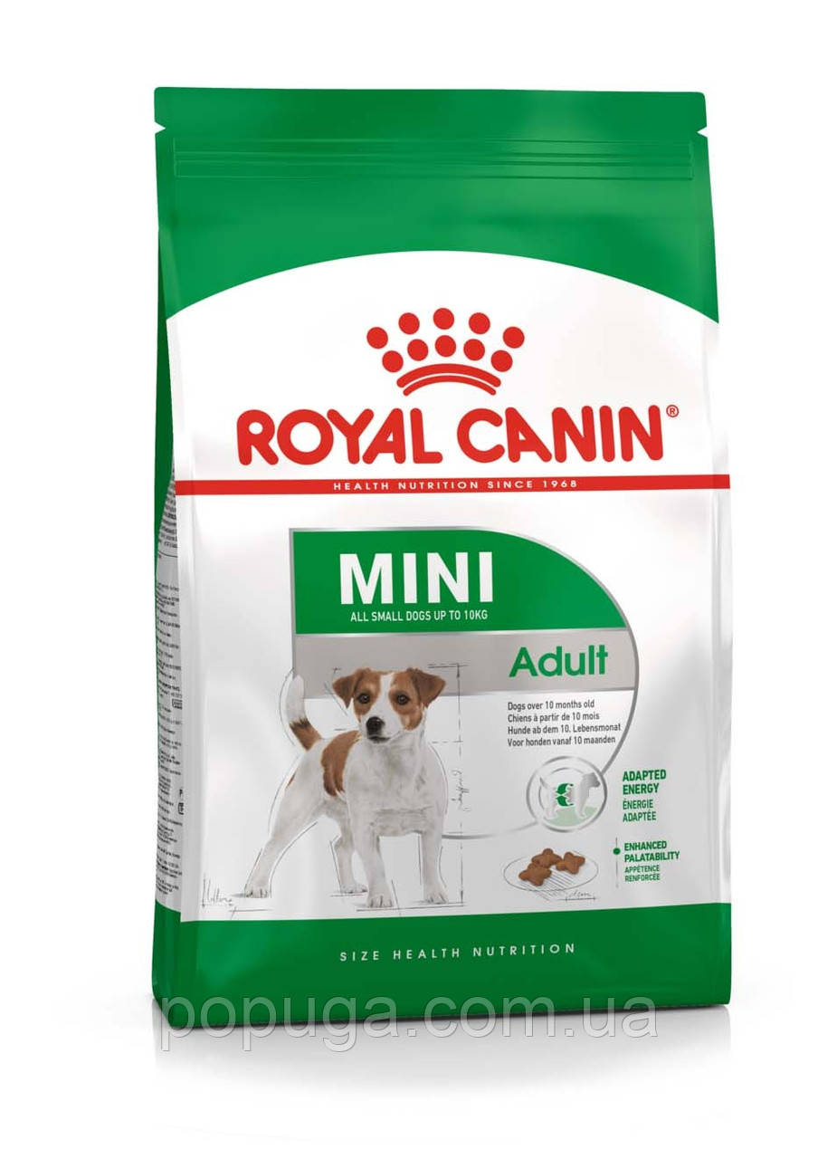 Royal Canin Adult Mini корм для собак, 8 кг
