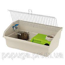 Клетка для морских свинок CAVIE 80 DELUXE Ferplast, 76*45*33,5см
