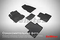 Коврики в салон для Toyota Rav4 2019- АКПП резиновые, кт 5шт