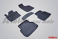 Коврики в салон для Audi Q3 (8U) 2011-2018 резиновые, кт 5шт