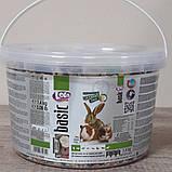 LoLo Pets basic for Exotic MIX Экзотическая смесь для грызунов и кроликов, 1,4 кг, фото 3