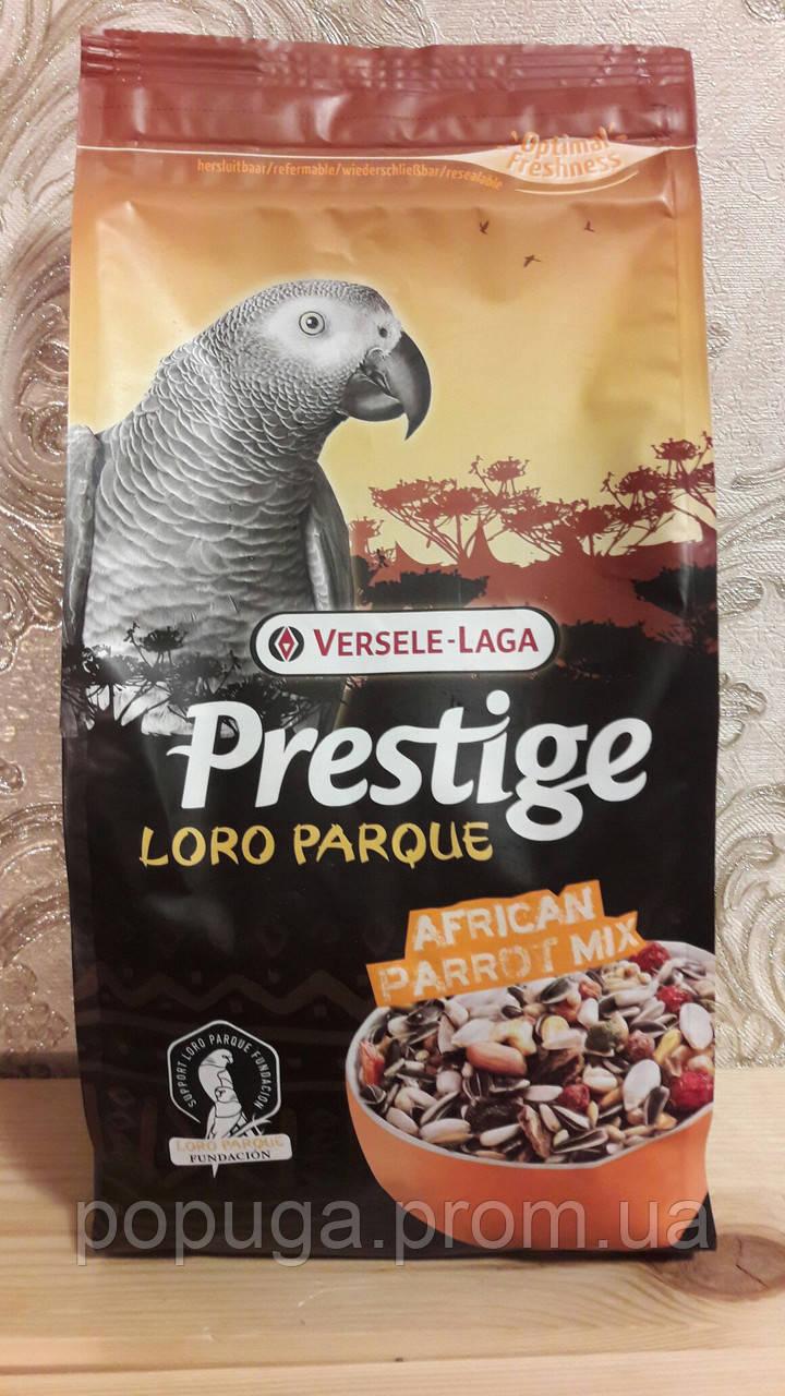 Корм для жако Versele-Laga Prestige Premium АФРИКАНСЬКИЙ ПАПУГА Престиж, 1 кг
