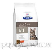 Hill's PD Feline L/D корм для кішок з куркою, 1,5 кг