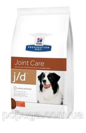 Hill's PD Canine J/D корм для собак, 2 кг