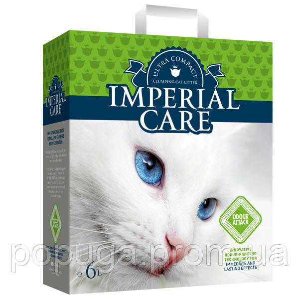 Imperial Care ИМПЕРИАЛ КАРЕ С АРОМАТОМ ЛЕТНЕГО САДА ультра-комкующийся наполнитель, 5 кг