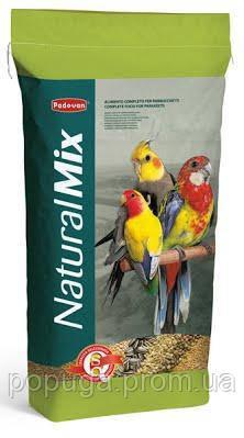 Корм для средних попугаев NATURALMIX PARROCCHETTI,