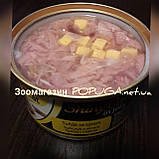 Консервы Gimcat ShinyCat с тунцом и сыром, 70 г, фото 3