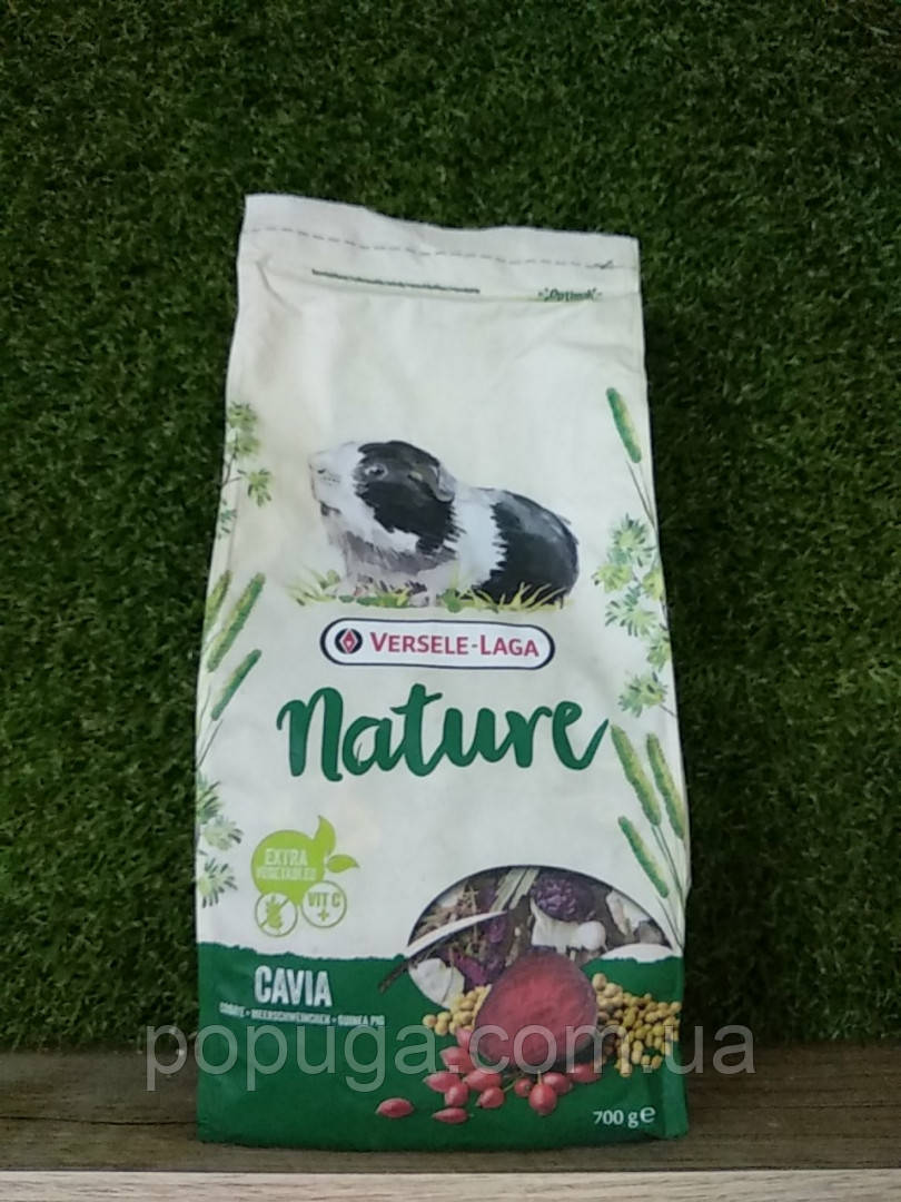 Versele-Laga Nature Cavia Nature КАВИА НАТЮР  супер премиум корм для морских свинок, 700г