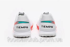 Сороконожки Nike Tiempo Legend VIII Academy TF AT6100-163, фото 2
