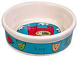 Миска керамическая для кошек Trixie, 0,2л, фото 3