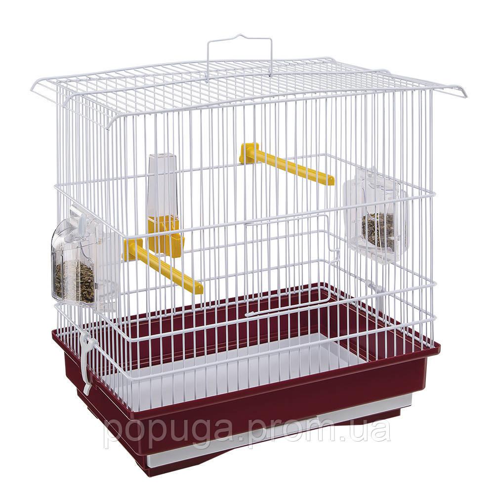 Клетка для птиц Ferplast GIUSY WHITE, 39*26*37
