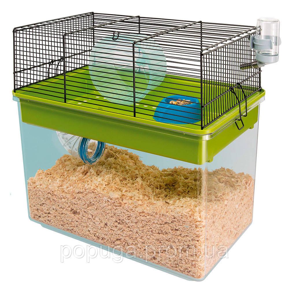 Клетка для мышей с высоким пластиковым поддоном TOPY Ferplast, 41*25,5*40,5см