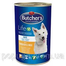 Butcher's консервы с курицей и рисом для собак, 1,2 кг