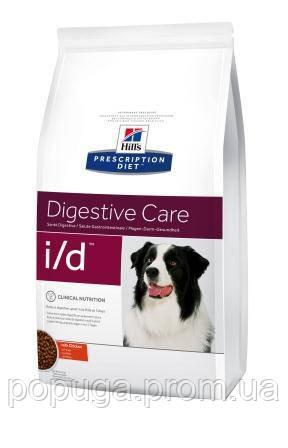 Hill's PD Canine I/D корм для собак, 2кг