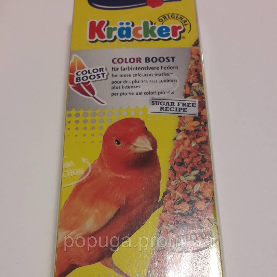Крекер для канарок в период линьки