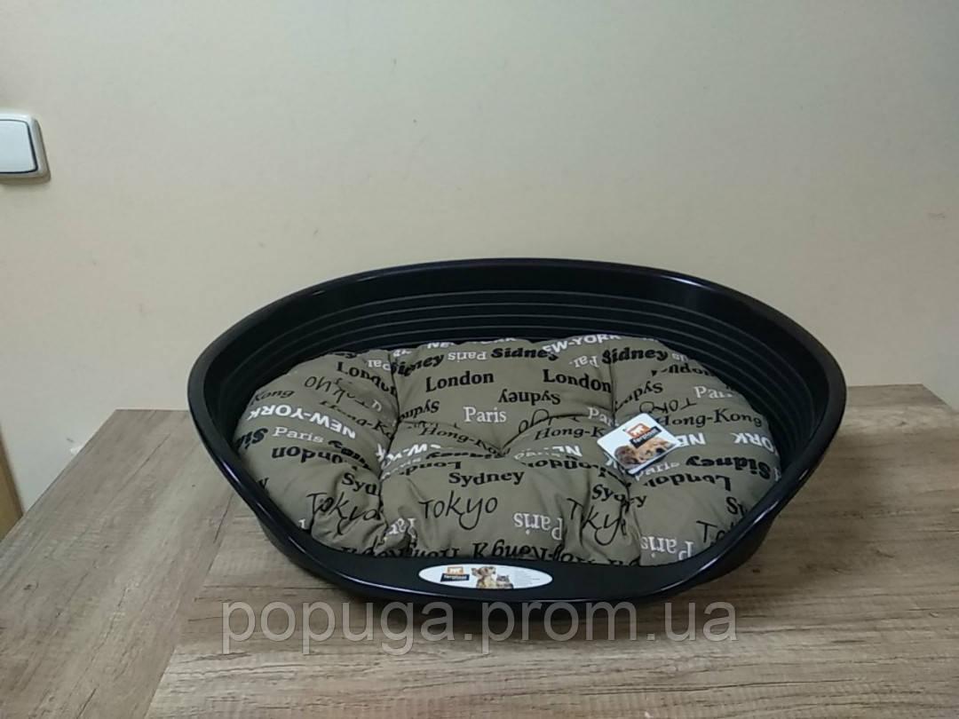 Пластиковый лежак Ferplast Siesta Delux 8 + подушка Relax