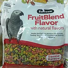 Гранульований корм ZuPreem FruitBlend 1,6 кг.