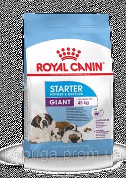 Royal Canin Giant Starter корм для собак, 4 кг
