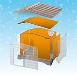 Набір ізоляційних панелей для будок DOGVILLA 90 INSULATION PANELS, фото 3