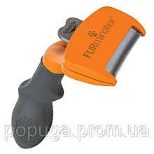 Инструмент для удаления подшерстка FURminator для длинношерстных собак, размер M