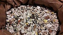Корм для папуги Калита Чернець (Квакер), відро 1.5 кг.