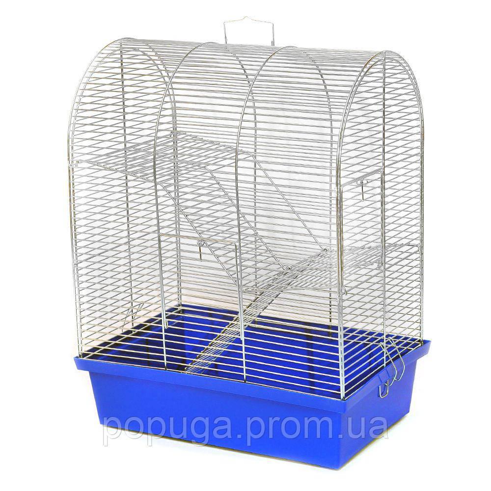 Клетка для грызунов БУНГАЛО 3, 33х23х43 см
