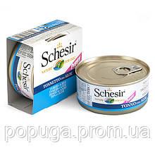 Консервы для щенков Tuna Aloe Puppy ШЕЗИР тунец с алоэ в желе, 150 г