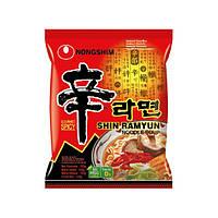 Локшина Nongshim Shin Ramyun Noodle Spicy 120 g