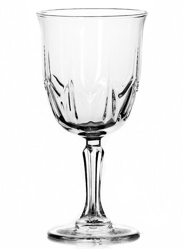 Набор 12 винных бокалов Karat 335мл, стекло