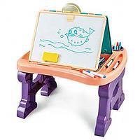 Мольберт 8822 (Фиолетовый)
