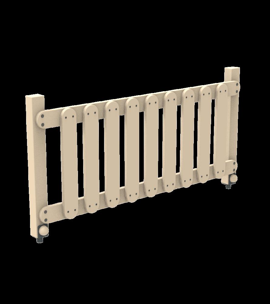 Забор Garden Go 1 метр Kidigo (32118)