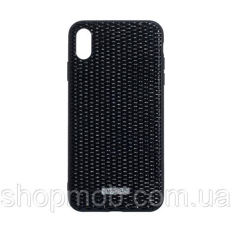 Чохол накладка для смартфонів Mokka for Apple Iphone Xs Max Колір Чорний, фото 2