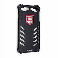 Чохол Seismik Iphone 7 Plus Колір Чорний