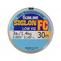 Флюорокарбон Sunline 30 м 0,18 мм 2.2 кг