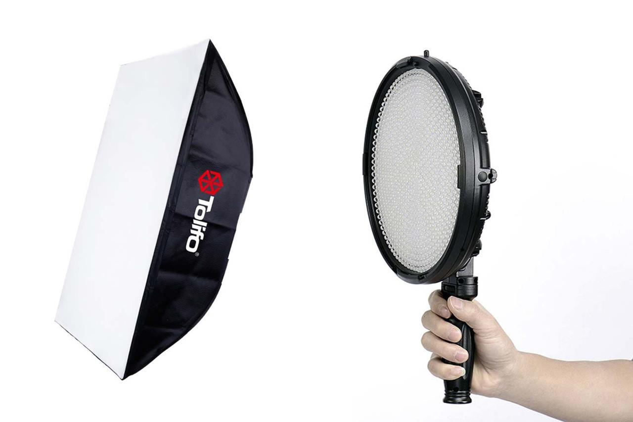 Постоянный свет Tolifo PT-800SB (50х70см)